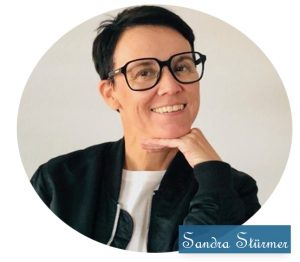 Dozentin Sandra Stürmer