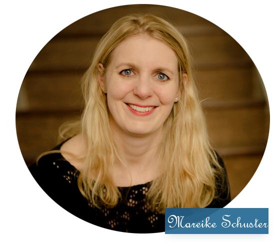Dozentin Mareike Schuster